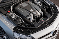 2012 Mercedes SL63 AMG R231 source media image engine motor drive train
