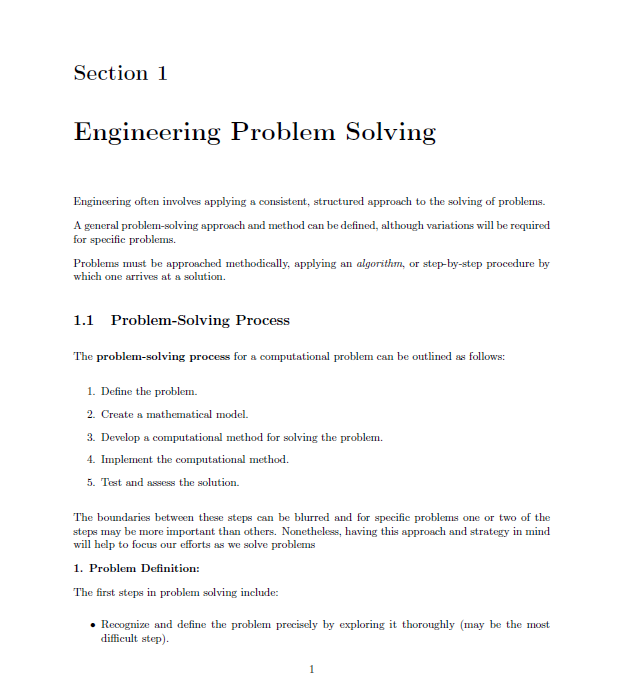 system approaches to solving problems essay