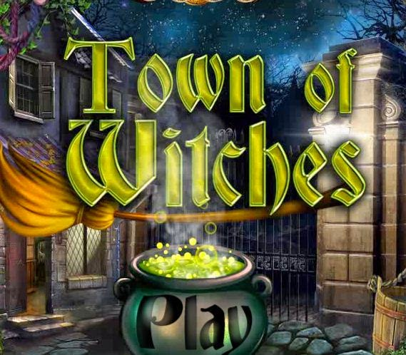 Play Hidden4Fun Town of Witches
