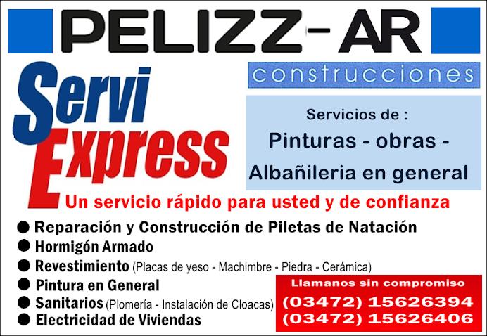 ESPACIO PUBLICITARIO: PELIZZ - AR