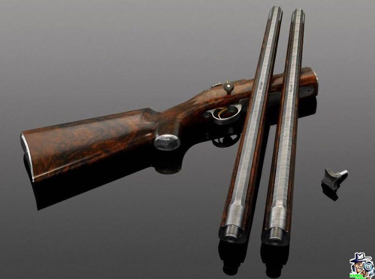 La escopeta m s cara del mundo - Pistola para lacar ...