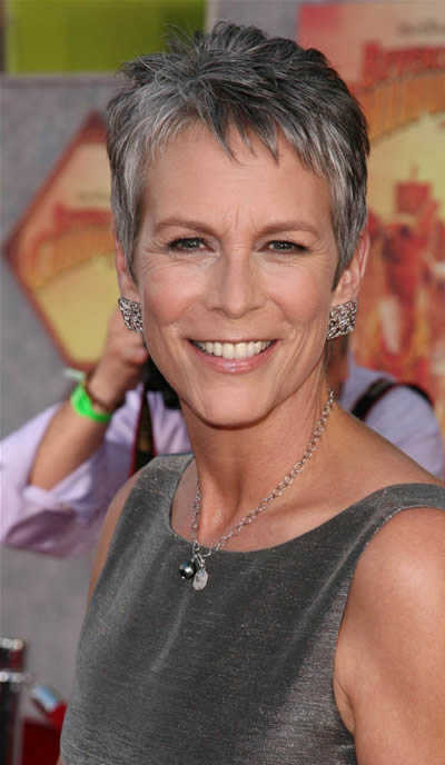 Jamie Lee Curtis Hairstyles Short Hair