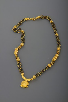 Traditional Gold Mangalsutra