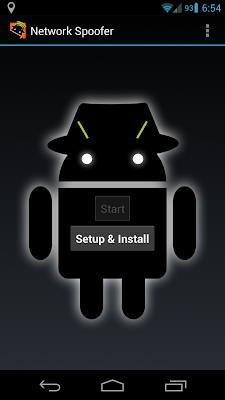 Mengacaukan Jaringan Wifi dengan Network Spoofer Android