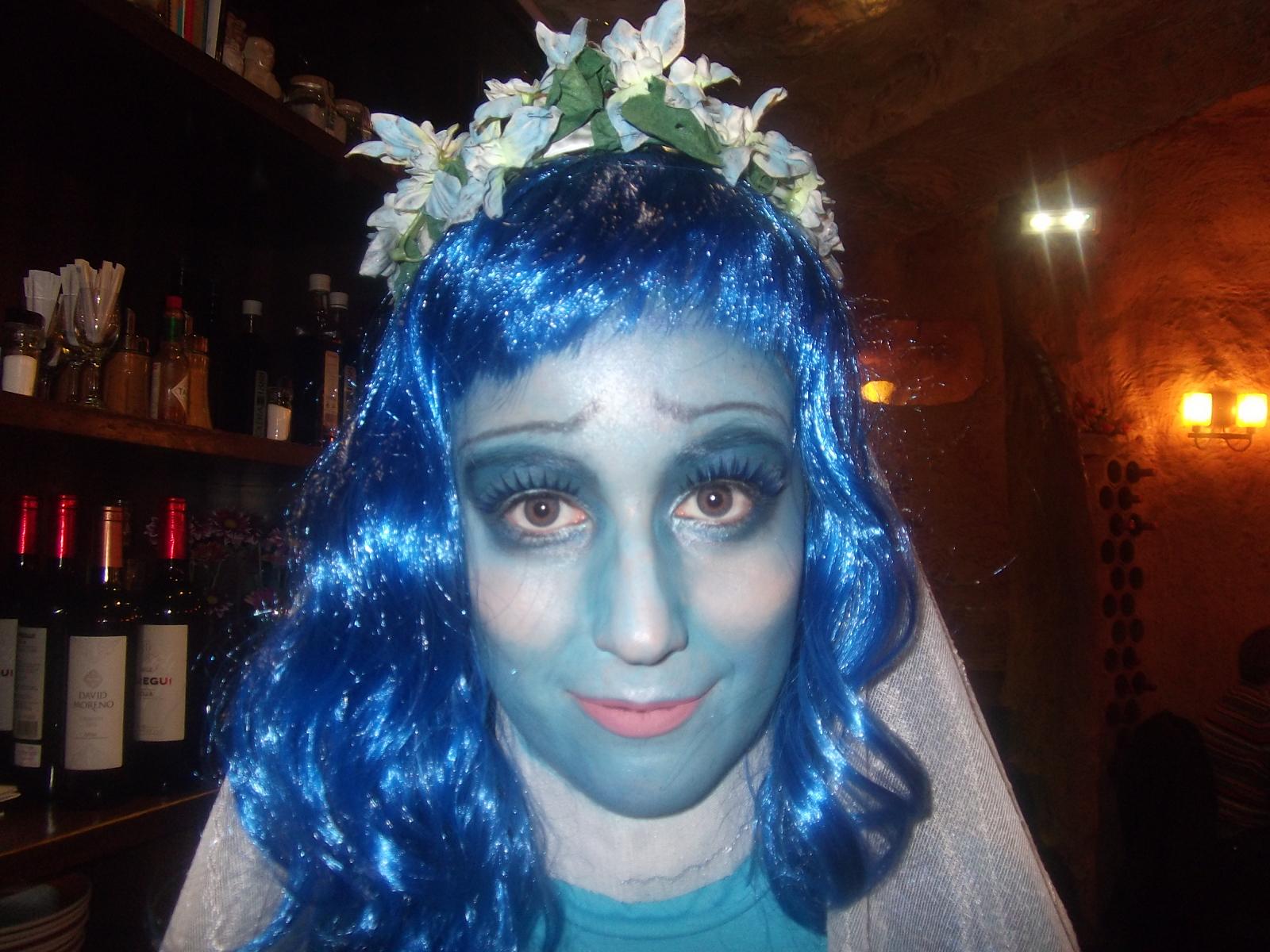 halloween novia cadaver corpse bride