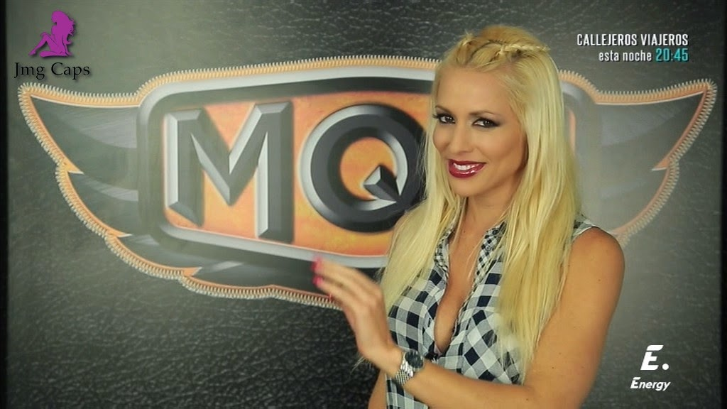 CAROLINA ALCAZAR, MAS QUE MOTOS (23.05.15)