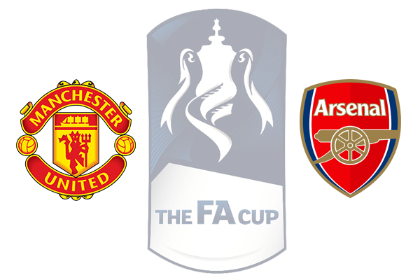 FA Cup : Manchester United vs Arsenal