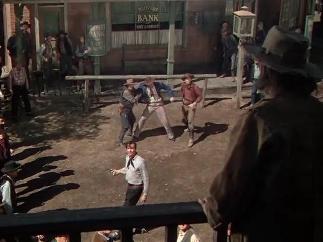 Montana (Ray Enright & Raoul Walsh, 1950) Western