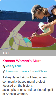 http://www.indiegogo.com/projects/kansas-women-s-mural