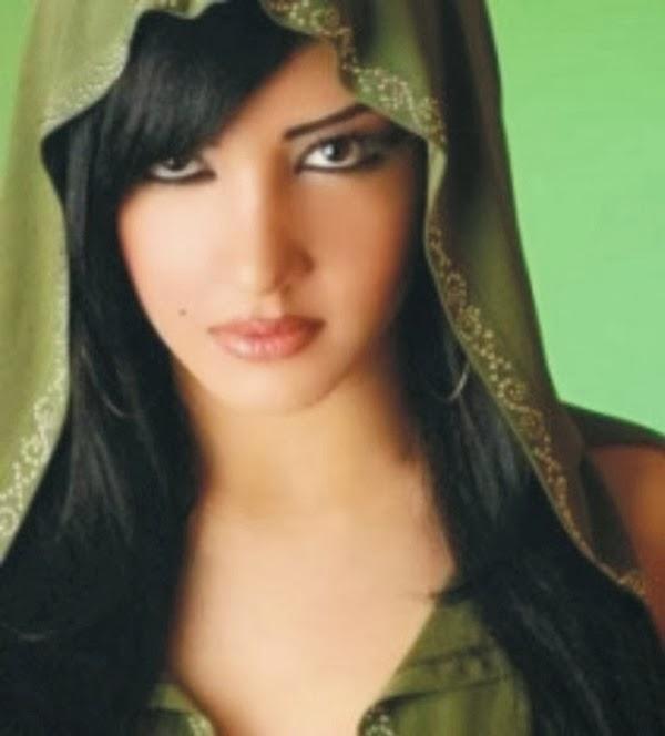 Arab beauty sexy woman