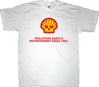 shell environment pollution boycott nigeria t-shirt ephemeral-t-shirts
