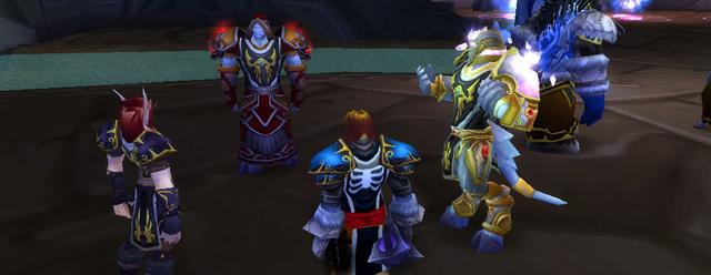 World of Warcraft: WoW: Вагонные споры