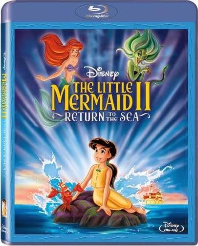 Little mermaid 2 porn