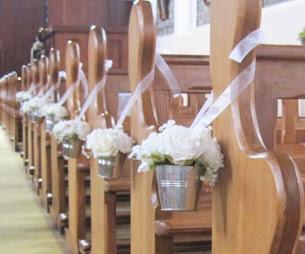 Decoraciones para la Iglesia.