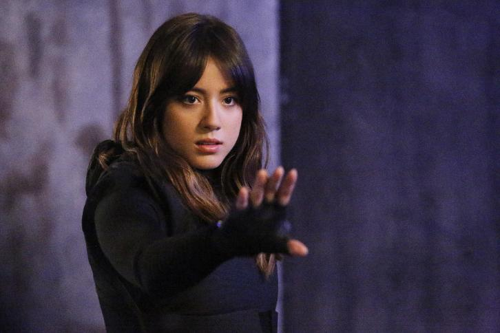 Agents of SHIELD - Season 3 - Chloe Bennet Teases Daisy Johnson Transformation