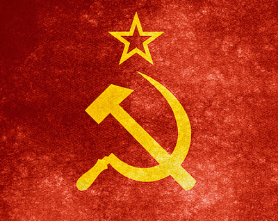 Communist, Bolshevik, Commie, Boshie,