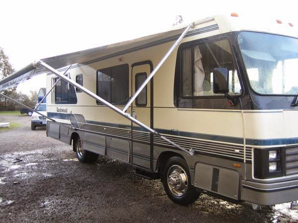 Used rvs 1992 rockwood motorhome for trade for sale by owner for Rockwood homes