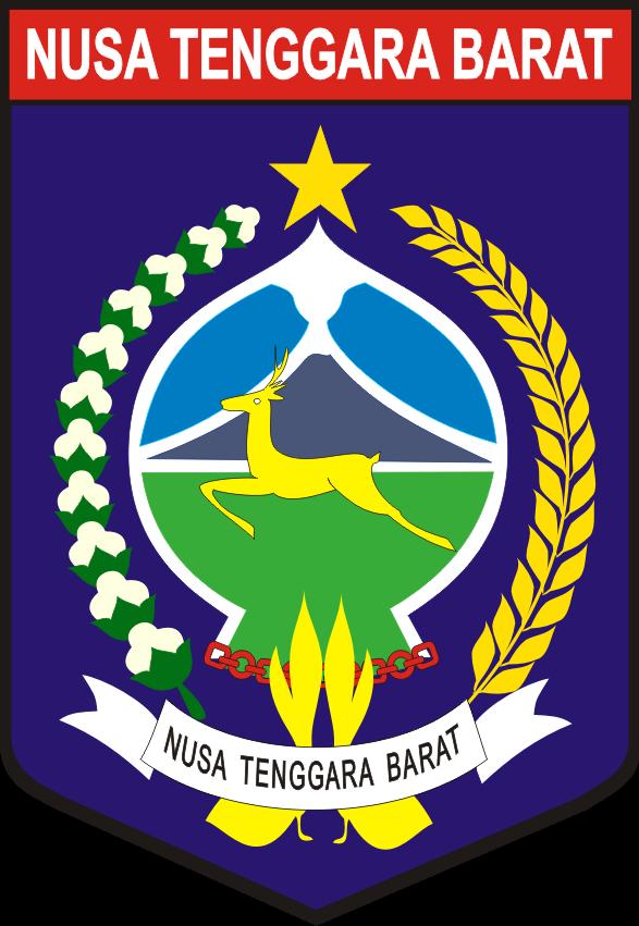 logo kwarda ntb kumpulan logo lambang indonesia