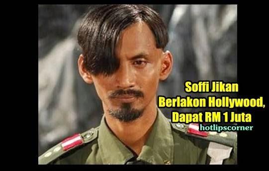 Soffi Jikan Dibayar RM 1 Juta Untuk Berlakon Drama Hollywood