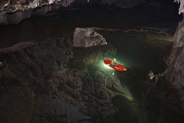 Cuevas Más Majestuosas del Mundo