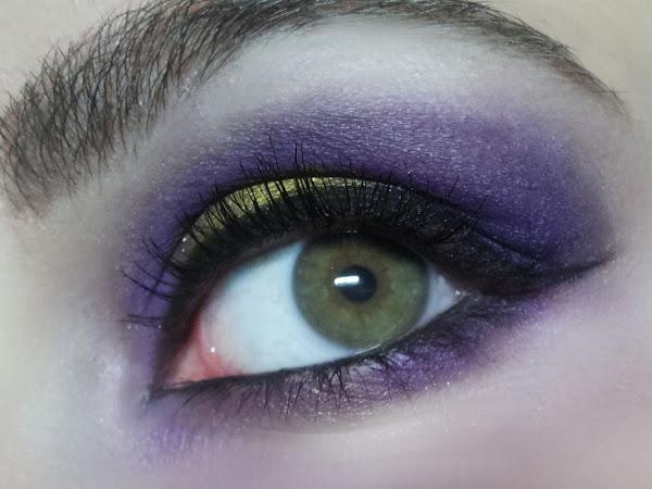 Експерименти с очите на зълва ми
