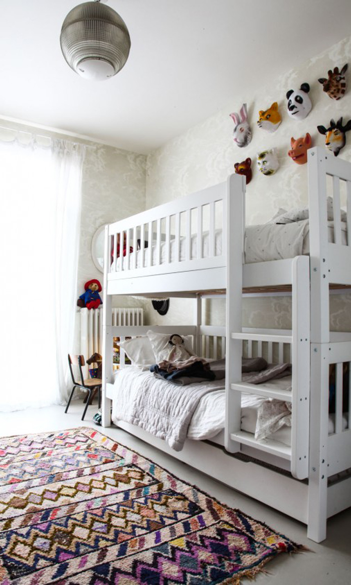 children's rooms at thesocialitefamily blog - photo Constance Gennari