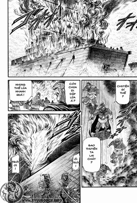 Chú bé rồng-Ryuuroden chap 37 Trang 33 - Mangak.info