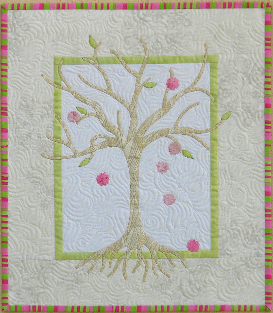 Quilt Inspiration: Winter Tree
