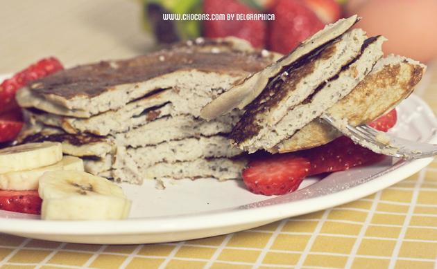 pancakes banana gluten free