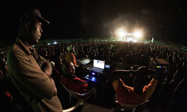 Fiesta 2014 Rocks Moshi-Kilimanjaro