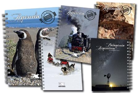 Agendas de la Patagonia - Diary of the Patagonia - Andrés Bonetti