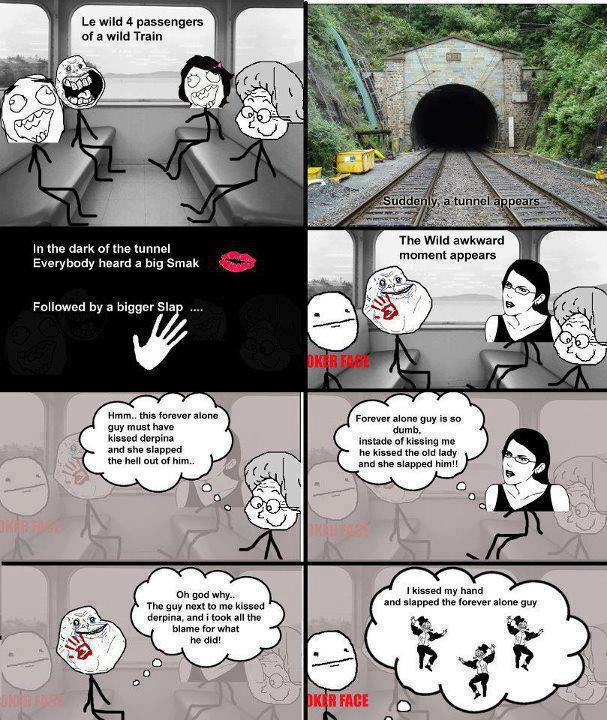 LOL: Story Of A Train