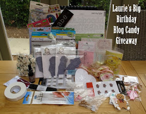 lauries big birthday blog candy
