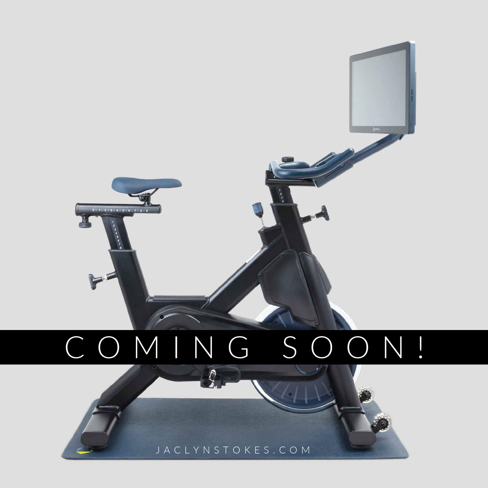 NEW SPIN BIKE COMING SOON!