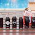 Coca-Cola embalagem retrô