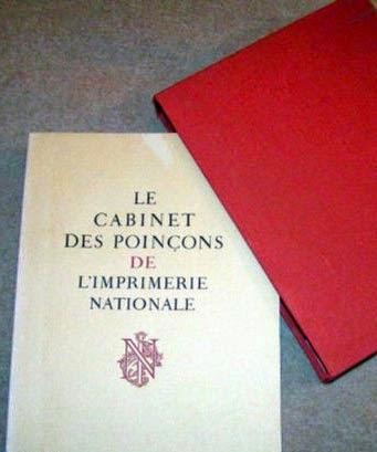 http://www.ebay.ca/itm/LE-CABINET-DES-POINCONS-DE-LIMPRIMERIE-NATIONALE-par-Daniel-Gibelin-1963-/390116703346