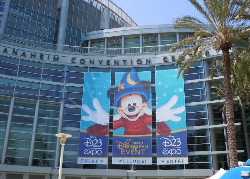 Disney D23 Expo 2011