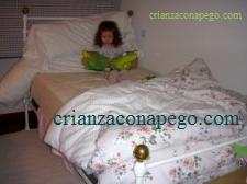 Dormir al bebé en www.crianzaconapego.com
