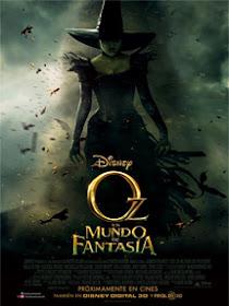 Oz Un Mundo De Fantasia (2013) [Latino]
