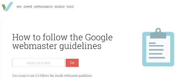 ¿Sigues las directrices para webmasters de Google?, varvy