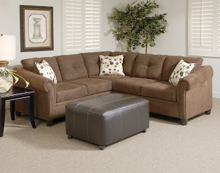 Buy Small Sofa Online: Small Sectional Sofa