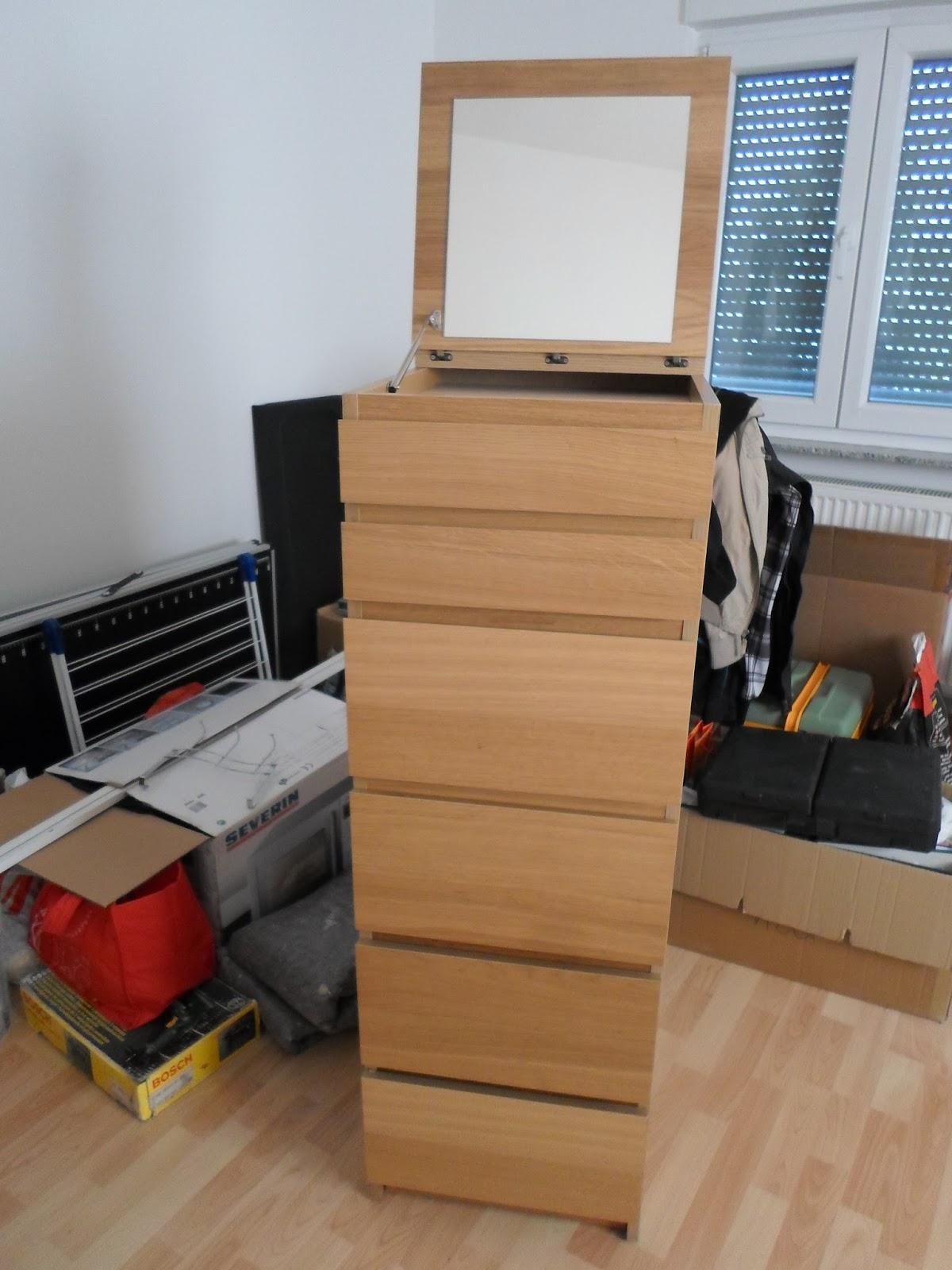 kommode aus spiegel gallery of kommode spiegel in berlin. Black Bedroom Furniture Sets. Home Design Ideas