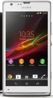 Harga dan Spesifikasi Sony Experia L Terbaru, Hp Canggih Android OS, v4.1 (Jelly Bean)