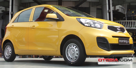 Kia Morning 1.0L, Mobil Perkotaan dengan Harga LCGC