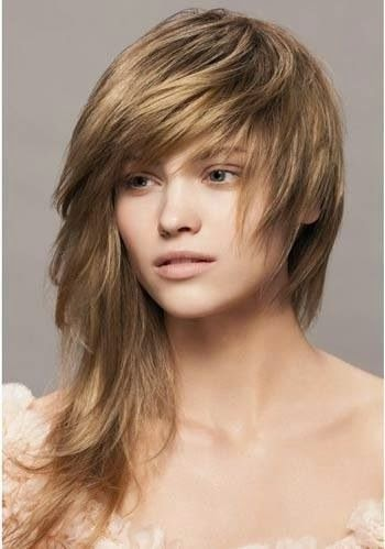 cortes pelo largo asimetricos y rubios 2017