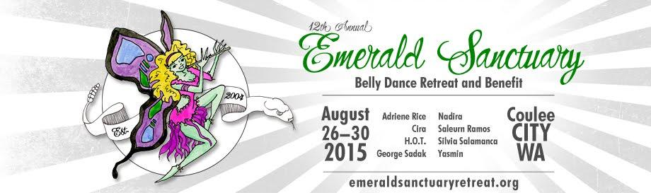 Emerald Sanctuary Belly Dance Retreat