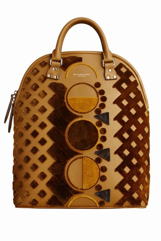 Warrior Bag от Burberry Prorsum FASHION DETAILS