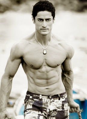 Mohit Raina Hot Body Muscle