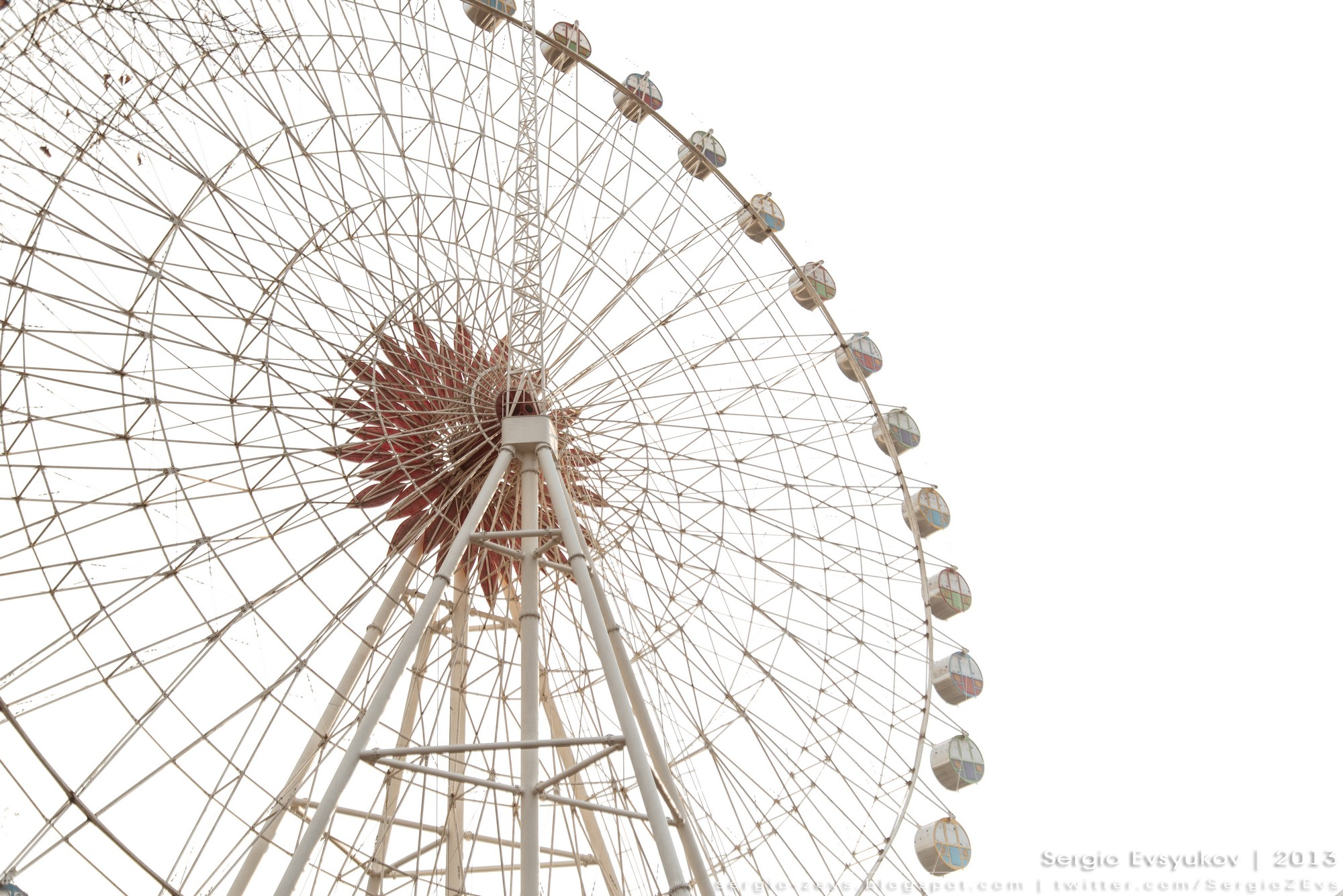 New Krasnodar Ferris Wheel