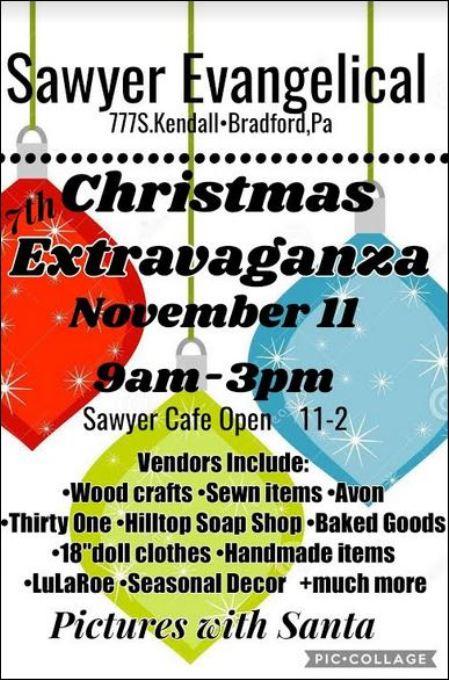 11-11 Christmas Extravaganza, Bradford